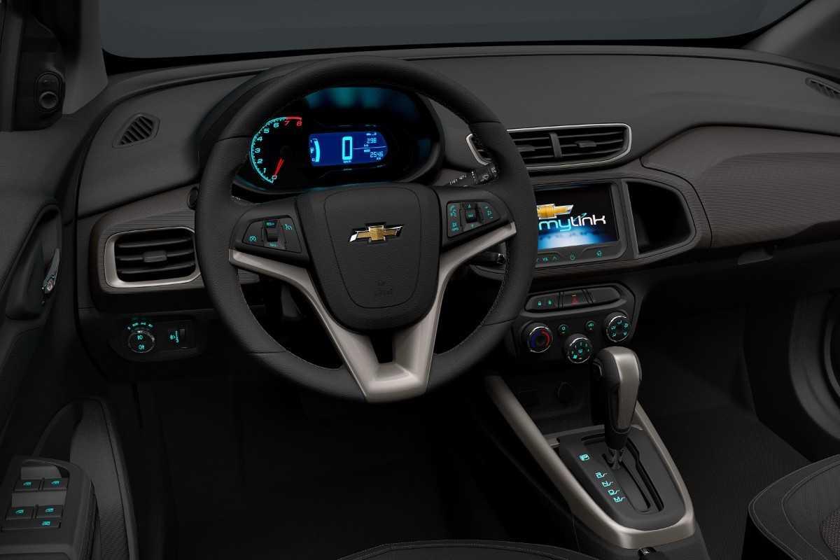Chevrolet Prisma 2016