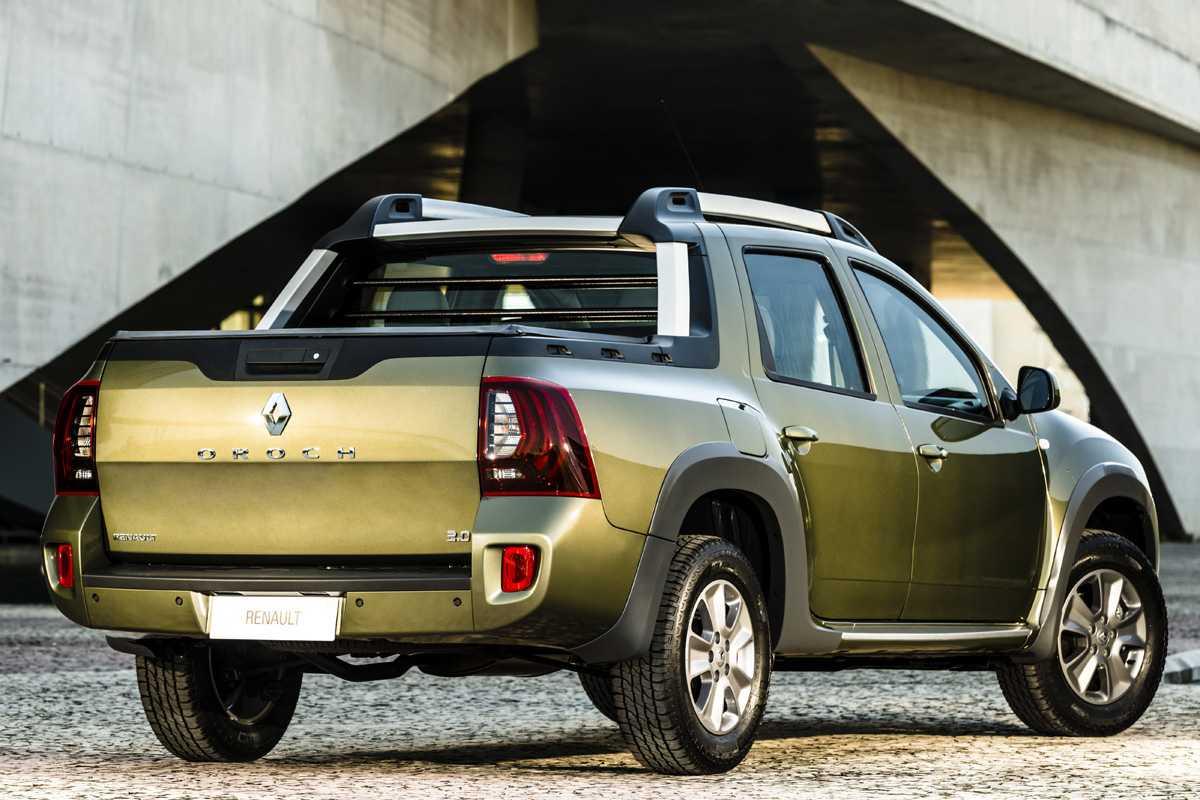 Picape é baseada no SUV Duster, mas é mais longa
