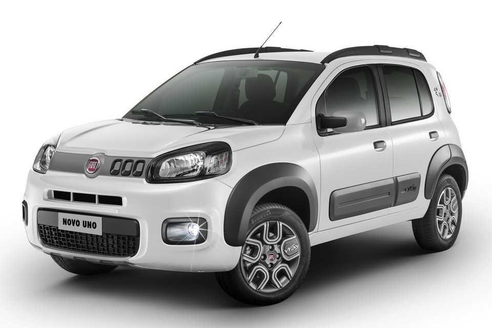 Fiat Uno Rio 450