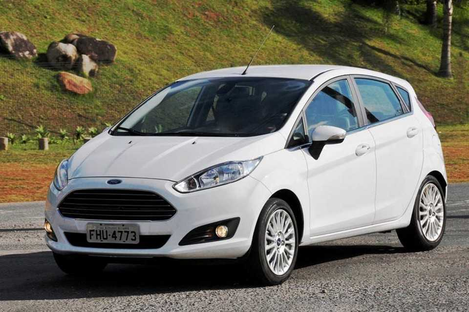 Ford New Fiesta 2016