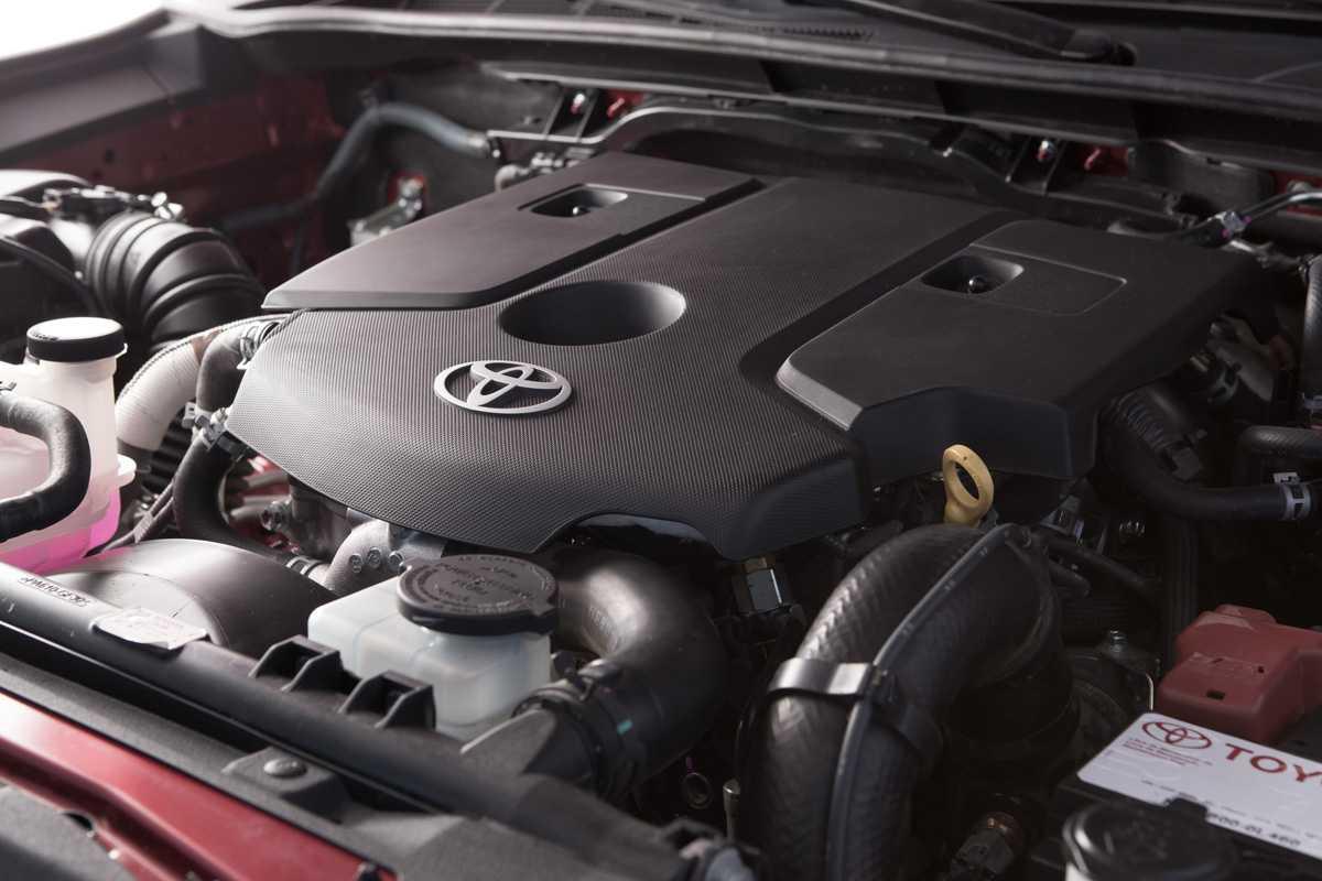 O novo motor diesel GD é menor, mas mais potente
