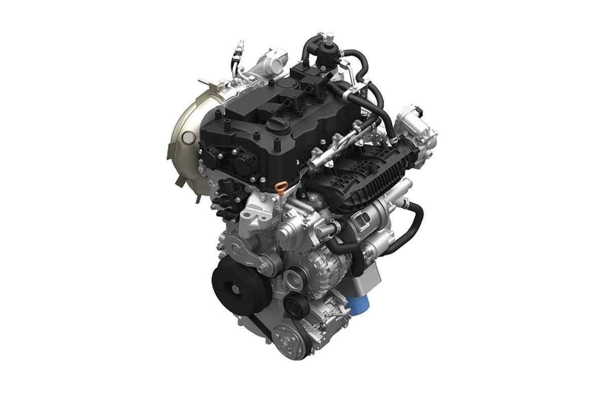 Motor 1.0 VTEC Turbo da Honda