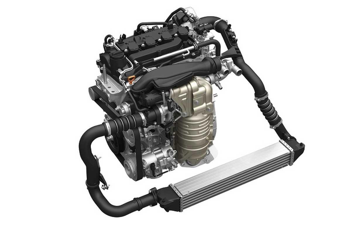 Motor 1.5 VTEC Turbo da Honda