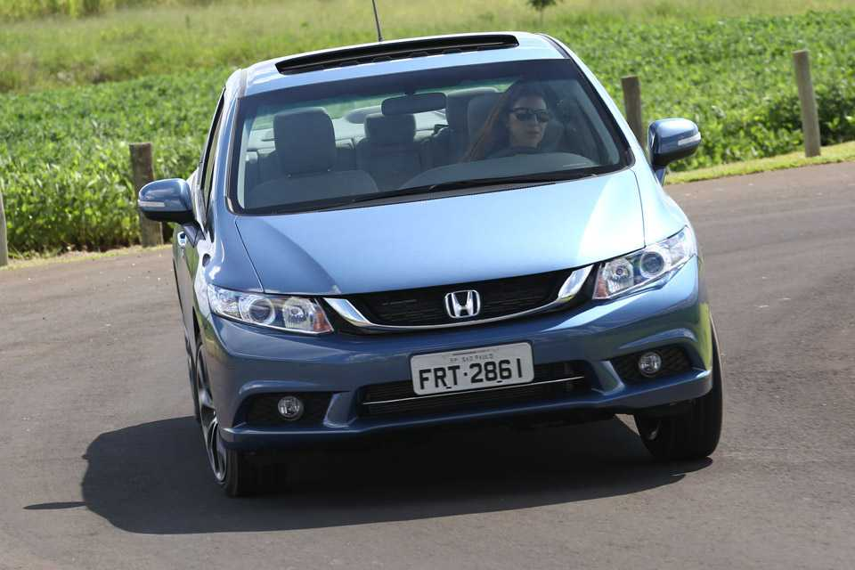 O Honda Civic top de linha 2016 custa R$ 88.400