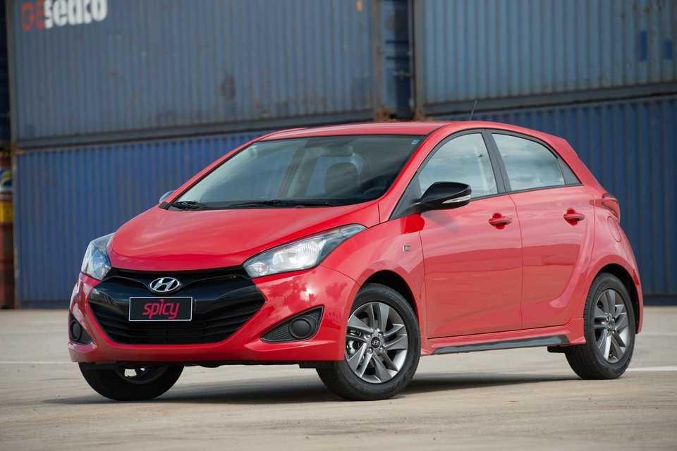 Hyundai HB20 Spicy