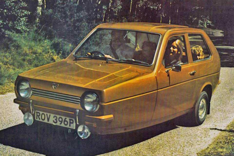 O Reliant Robin é um dos mais conhecidos carros de três rodas da história e foi motivo de piada para o personagem Mr. Bean