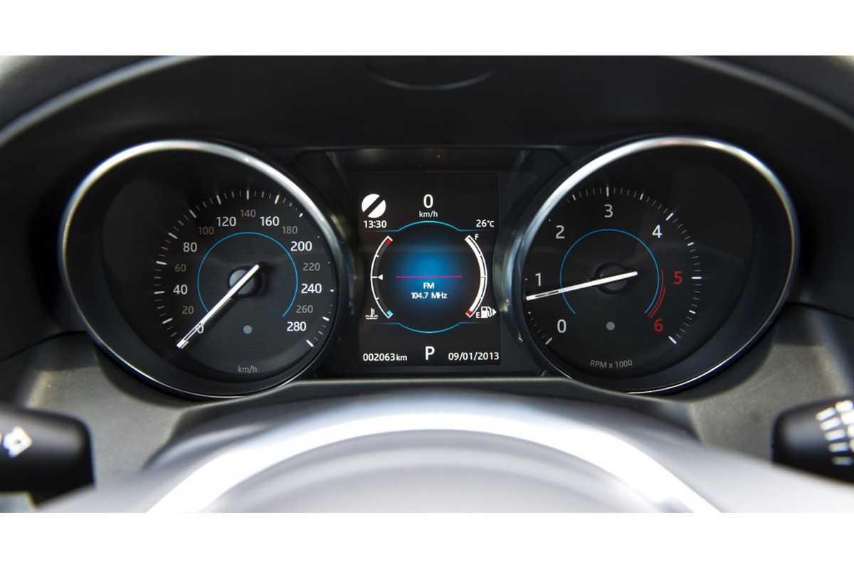 Jaguar XF R-Sport 2016