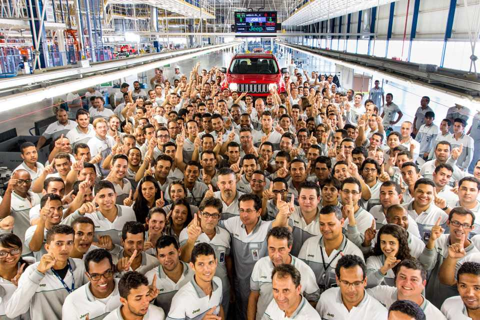 Fábrica de Goiana conta com 3 mil funcionários