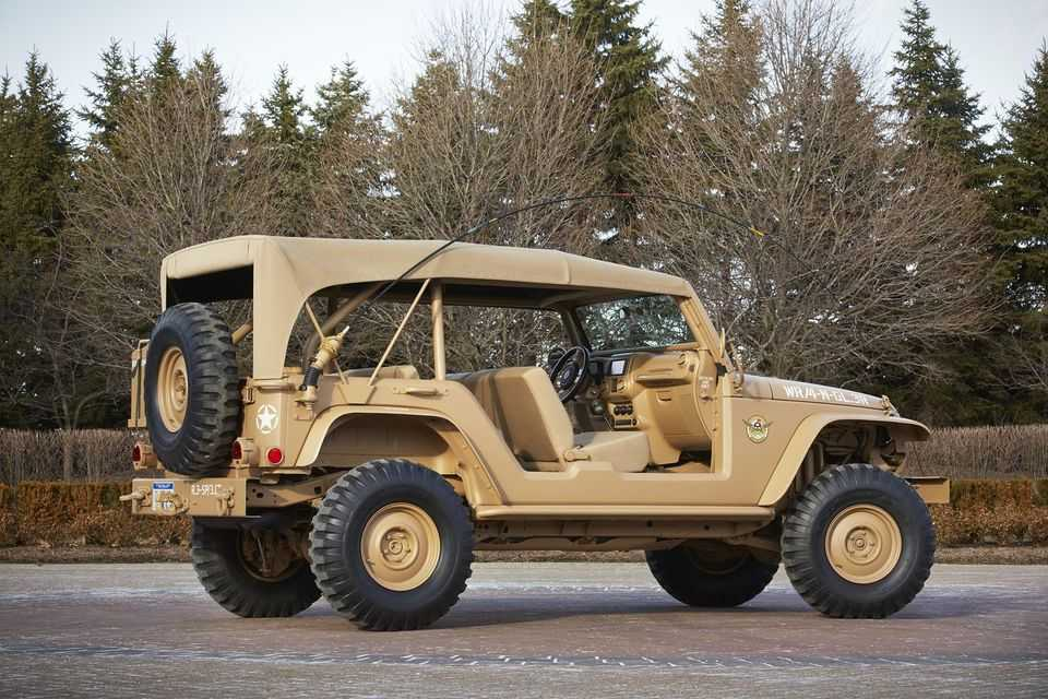 Jeep Staff Car