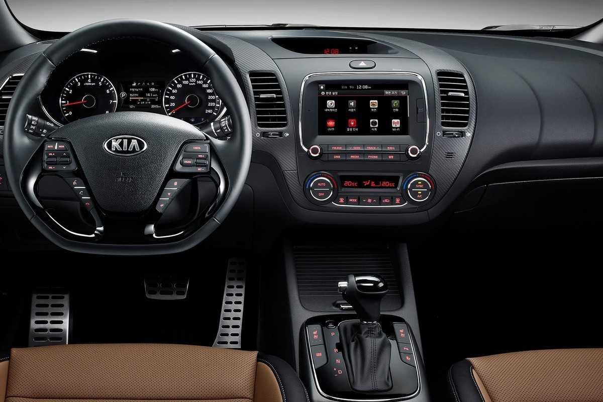 Kia Cerato 2016