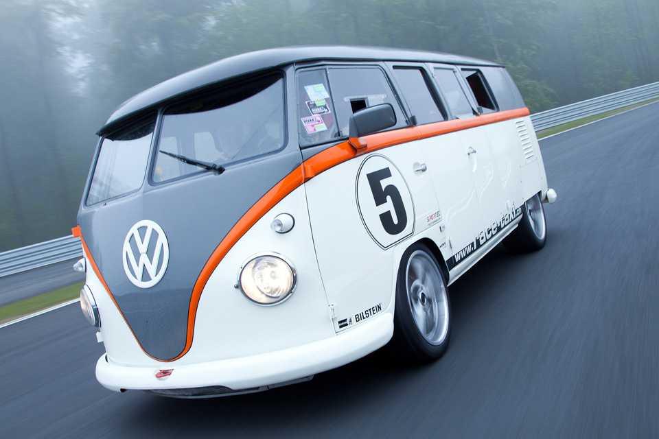 T1 Race Taxi: uma Kombi de corrida como nunca se viu