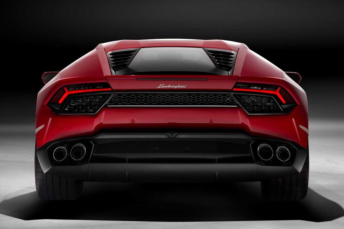Lamborghini Huracan L P580-2