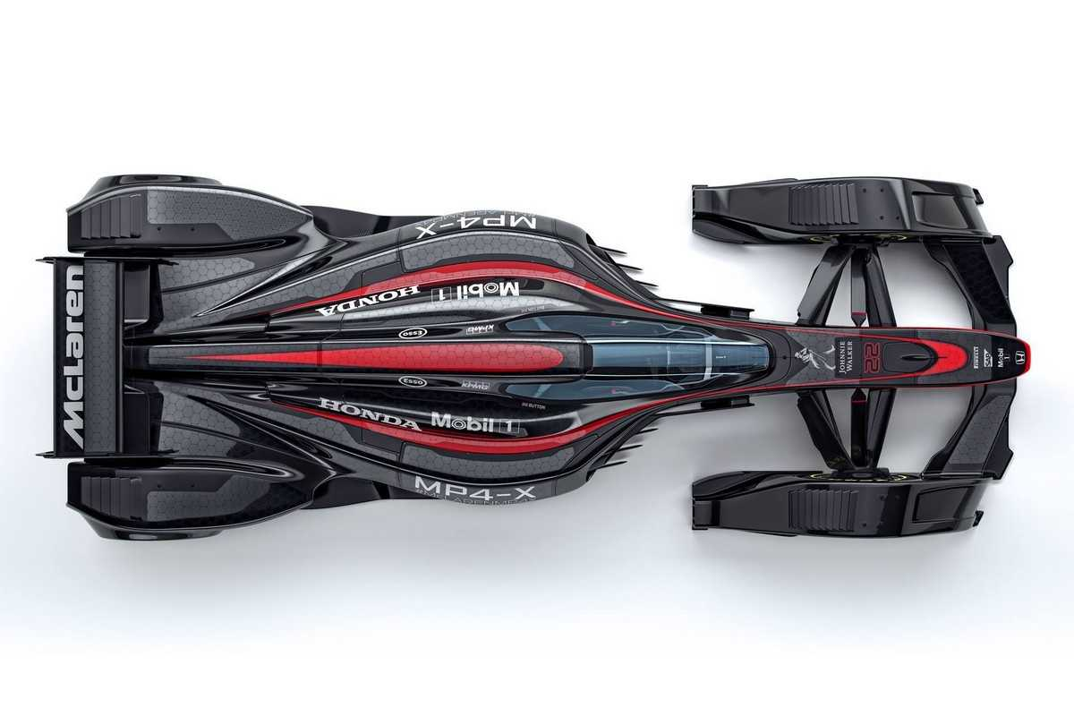McLaren MP4-X