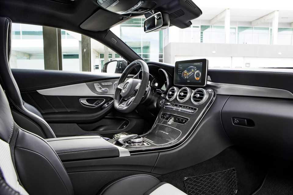 Mercedes-AMG C63 Coupé 2016
