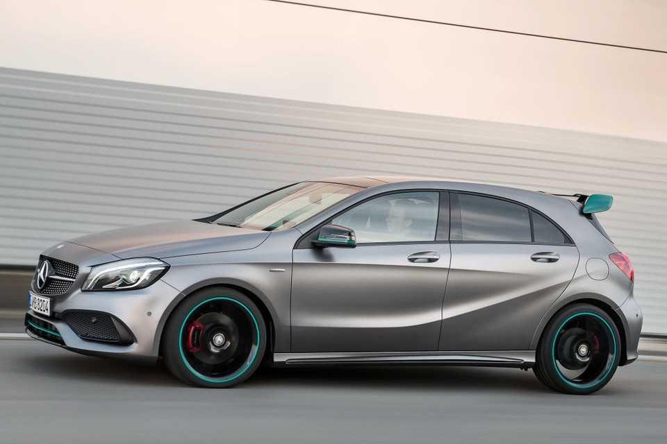 Mercedes-Benz Classe A 250 Motorsport Edition 2016