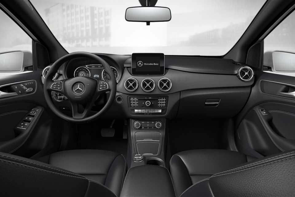 Novo Mercedes-Benz Classe B