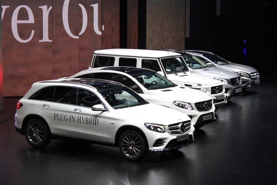 Novidades da Mercedes-Benz no Salão de Frankfurt