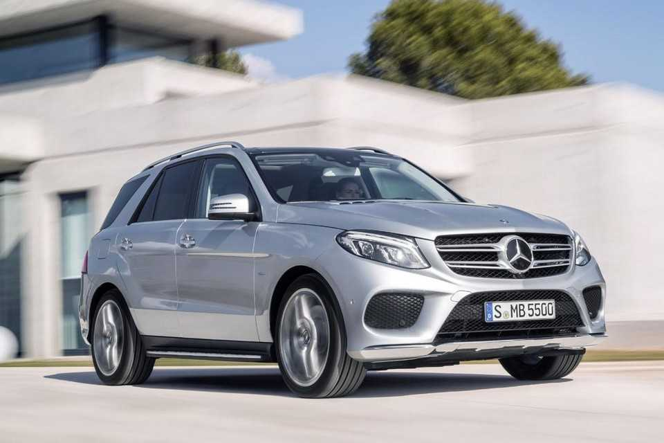 Mercedes benz classe m vira gle em nova linha autoo for Mercedes benz 640