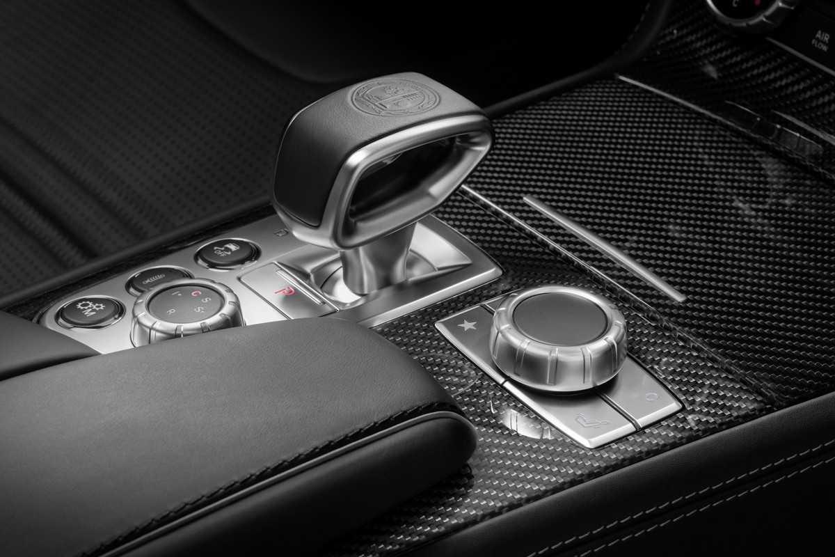 Mercedes-Benz SL 2017