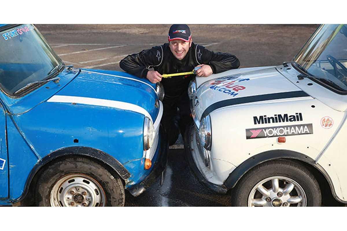 Piloto Alastair Moffatt ganhou o segundo título no Guinness