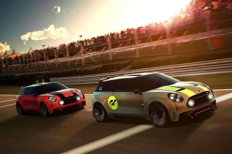 MINI Vision Gran Turismo