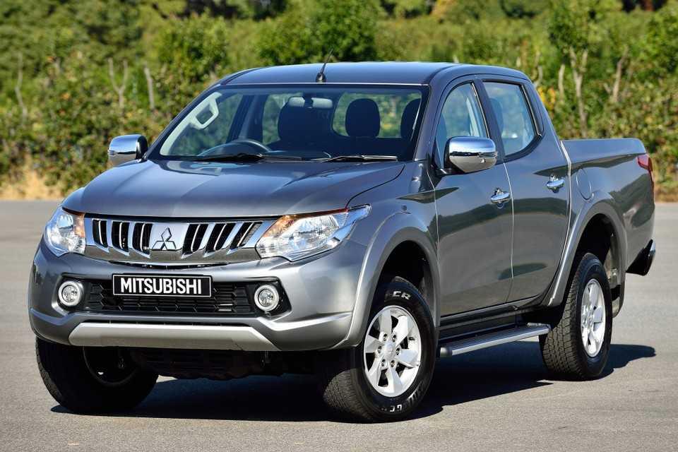 Nova Mitsubishi L200 Triton
