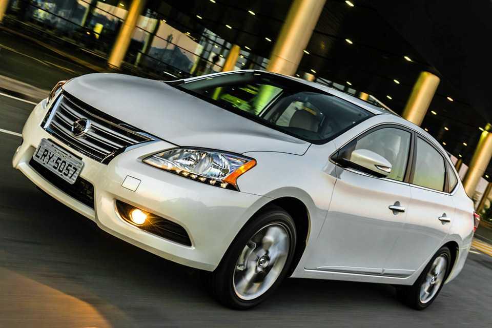 Nissan Sentra 2016: mais requinte na versão Unique