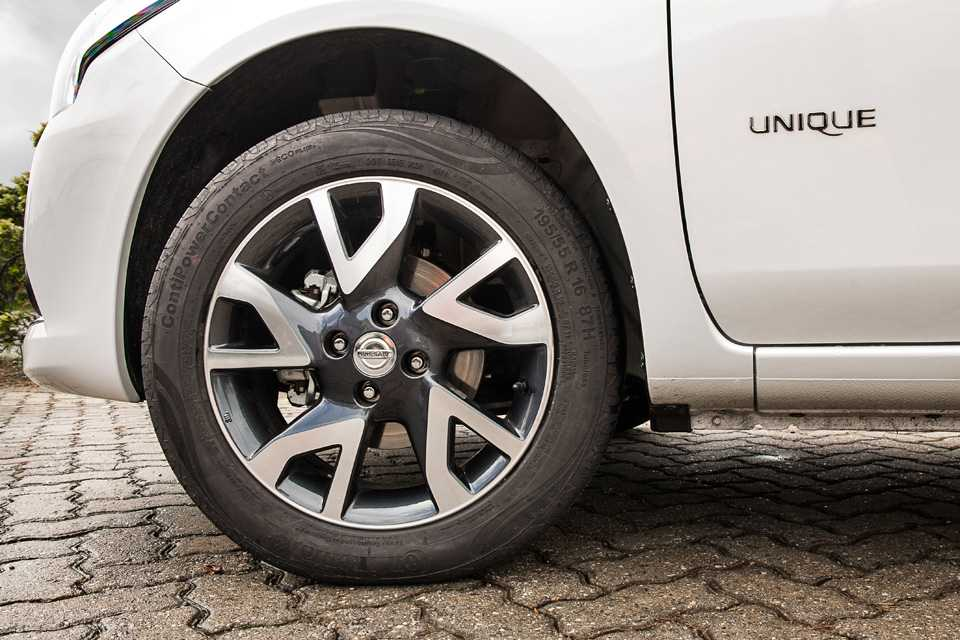 VersãoUnique tem rodas de aro 16