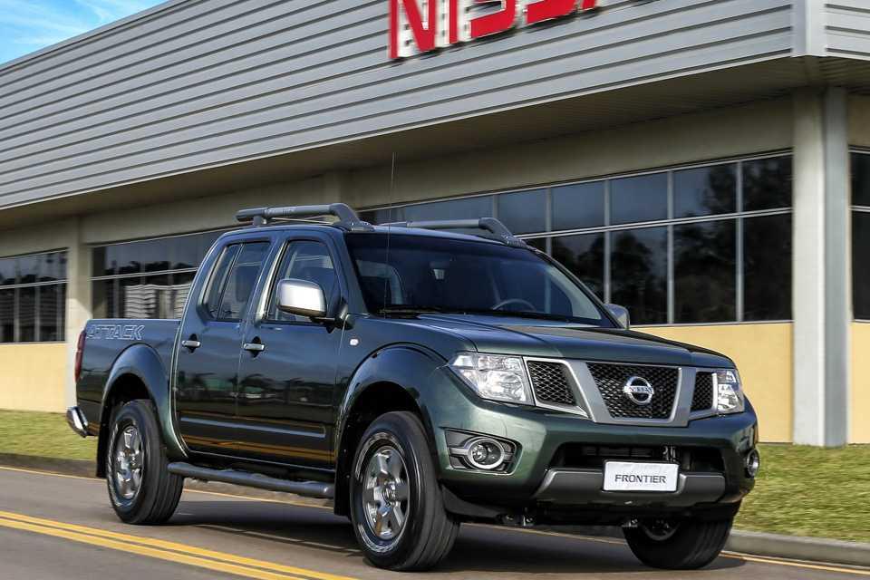 Picape Nissan Frontier