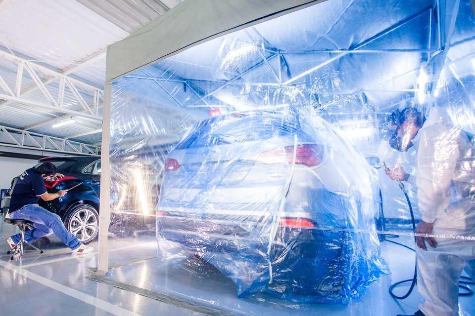 Oficina premium da CAOA Hyundai