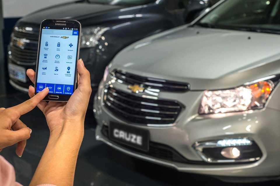 Chevrolet Onstar é usado por 7 milhões de pessoas