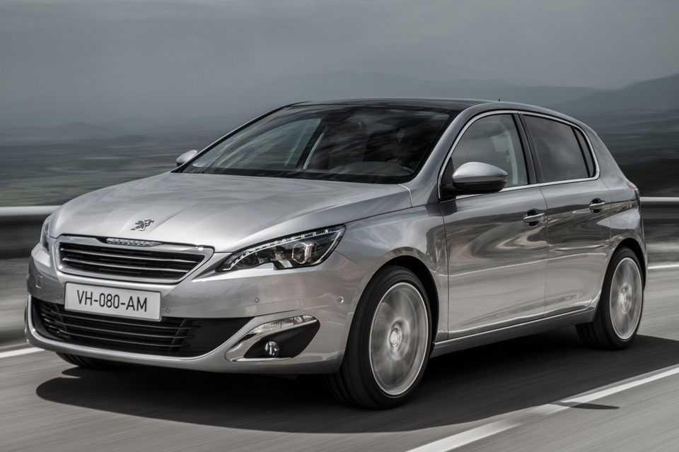 Novo Peugeot 308: por enquanto, apenas importado para o Brasil