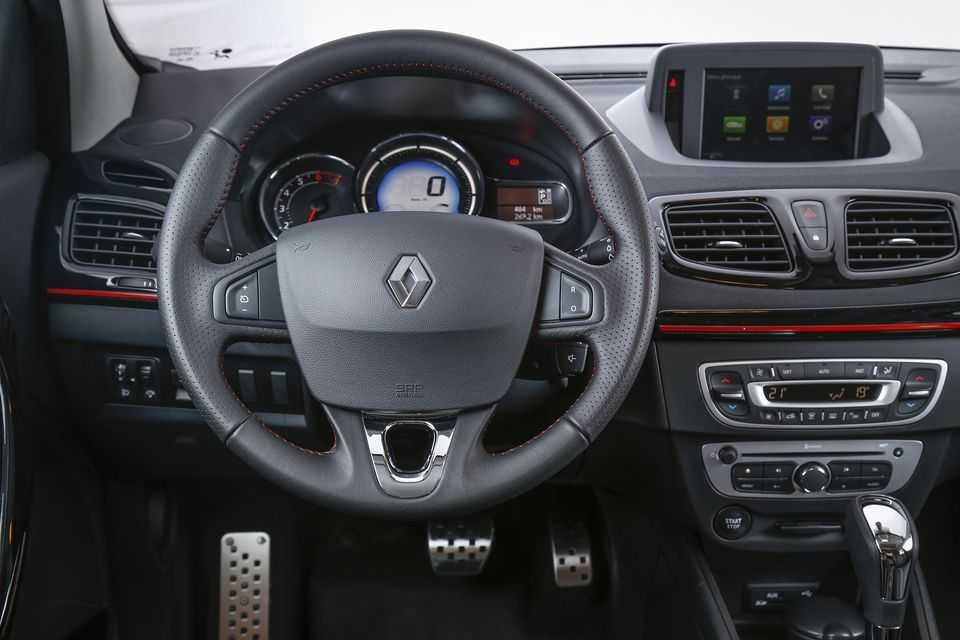 Renault Fluence GT Line 2016