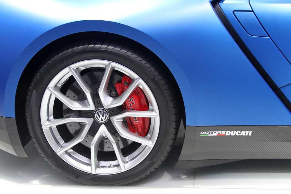 Volkswagem esportivo XL Sport tem o V2 da Ducati 1199 Superleggera, que gera até 200 cavalos