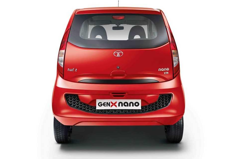Tata GenX Nano
