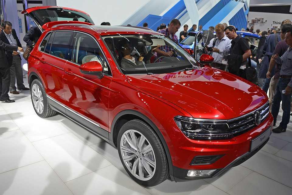 Novo Tiguan: SUV urbano sem preocupação com off-road