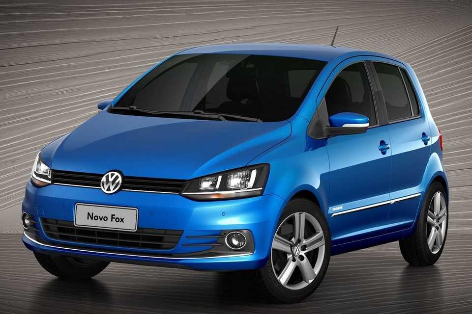 Volkswagen Fox 2016