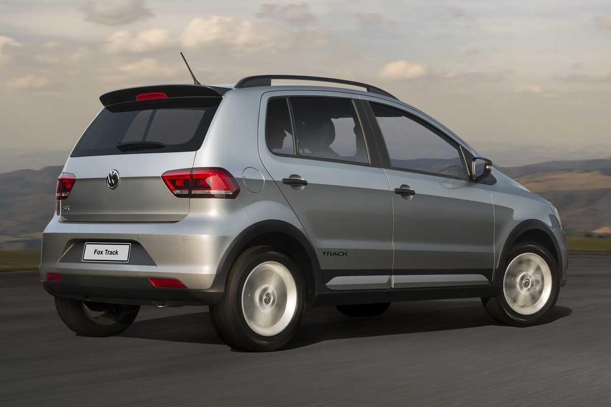 Volkswagen Fox Track
