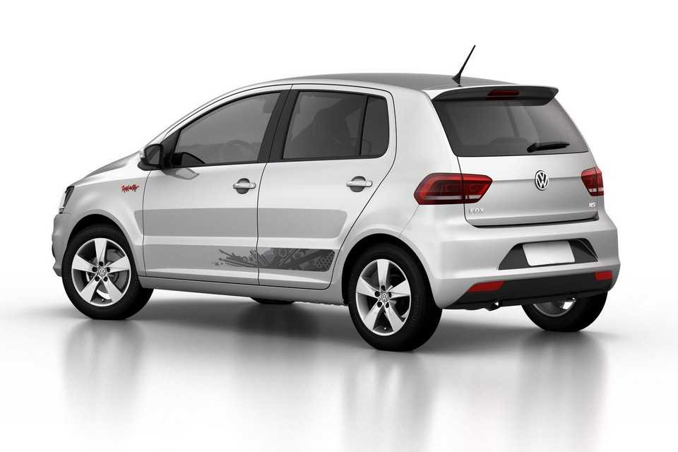 Volkswagen Fox Rock in Rio