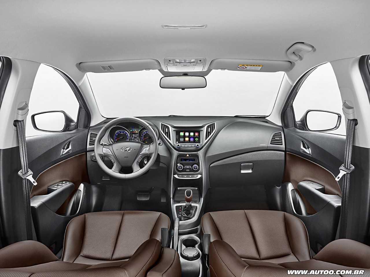 HyundaiHB20 2016 - painel