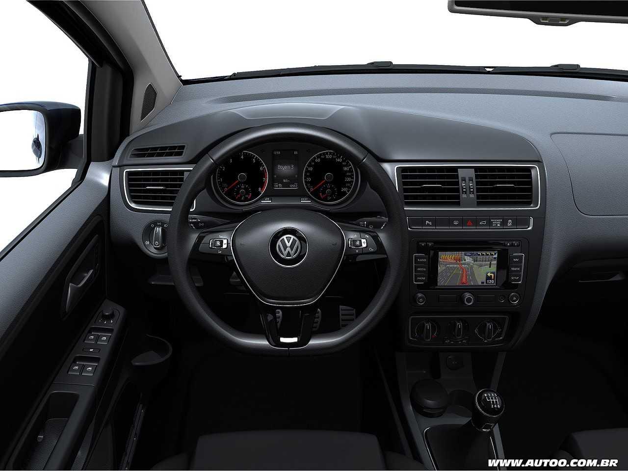 VolkswagenSpaceFox 2016 - painel