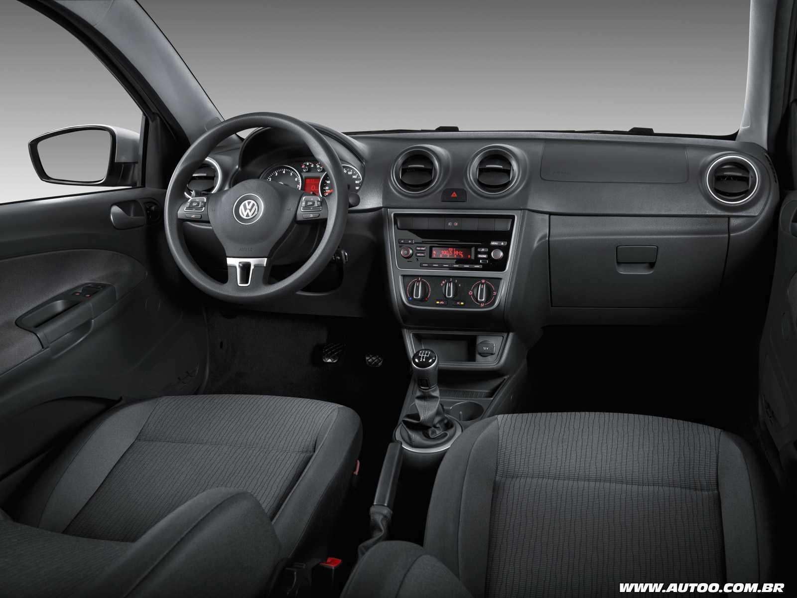 VolkswagenGol 2016 - painel