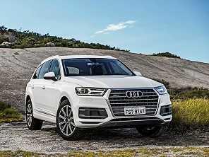 Audi lança nova geração do SUV Q7 no Brasil