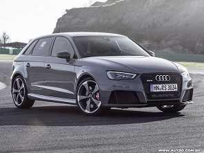 Novo Audi RS 3 Sportback começa a ser vendido em fevereiro