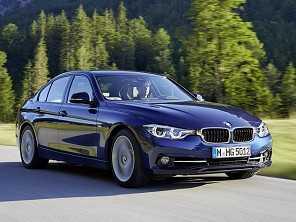 BMW Série 3 ganha retoques visuais para 2016