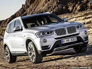 Um BMW X3 ou o irmão cheio de estilo X4?