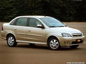 Guia do Carro Usado: Chevrolet Corsa