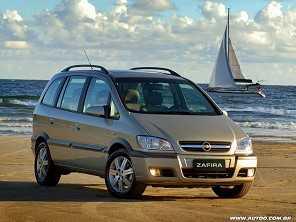 Carro com 7 lugares para substituir um Chevrolet Zafira 2012