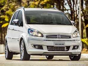 Sugestão de modelo para trocar o Fiat Idea