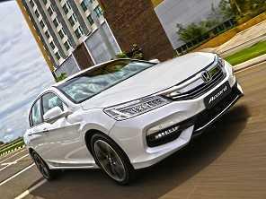 Honda começa a vender novo Accord por R$ 156,3 mil